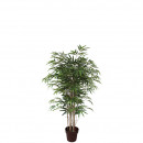 Bamboo potted 120cm height, green
